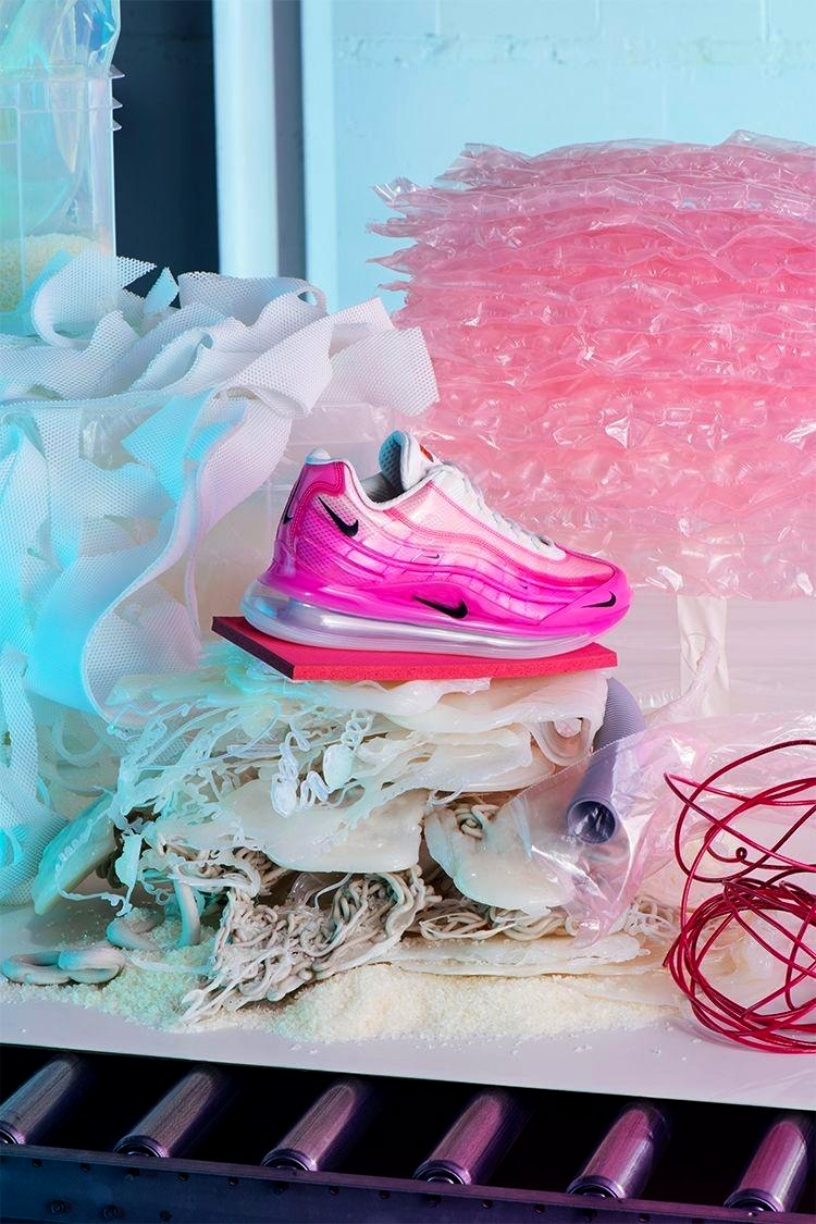 Все о коллаборации Nike By You Air Max 720/95