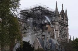Как восстановить Нотр-Дам - слова специалистов по реставрации