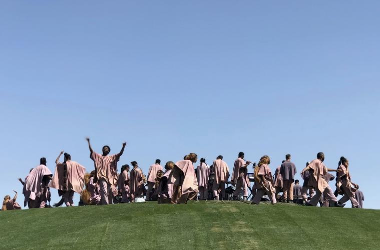 Канье Уэст исполнил новую песню во время выступления на Coachella
