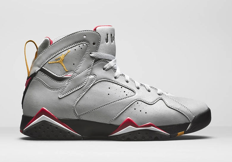 Air Jordan 7 «Reflections Of A Champion»