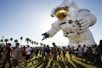 Coachella - всё, что нужно знать о музыкальном фестивале