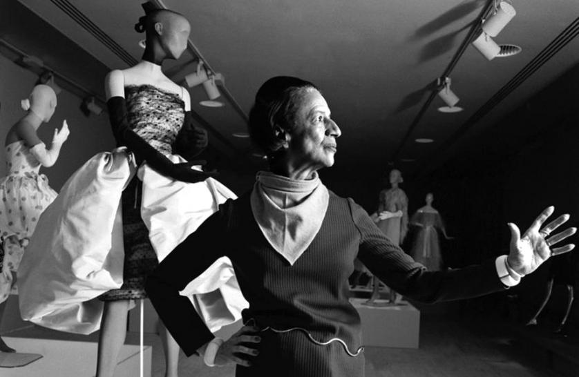 Диана Вриланд на Met Gala 1973