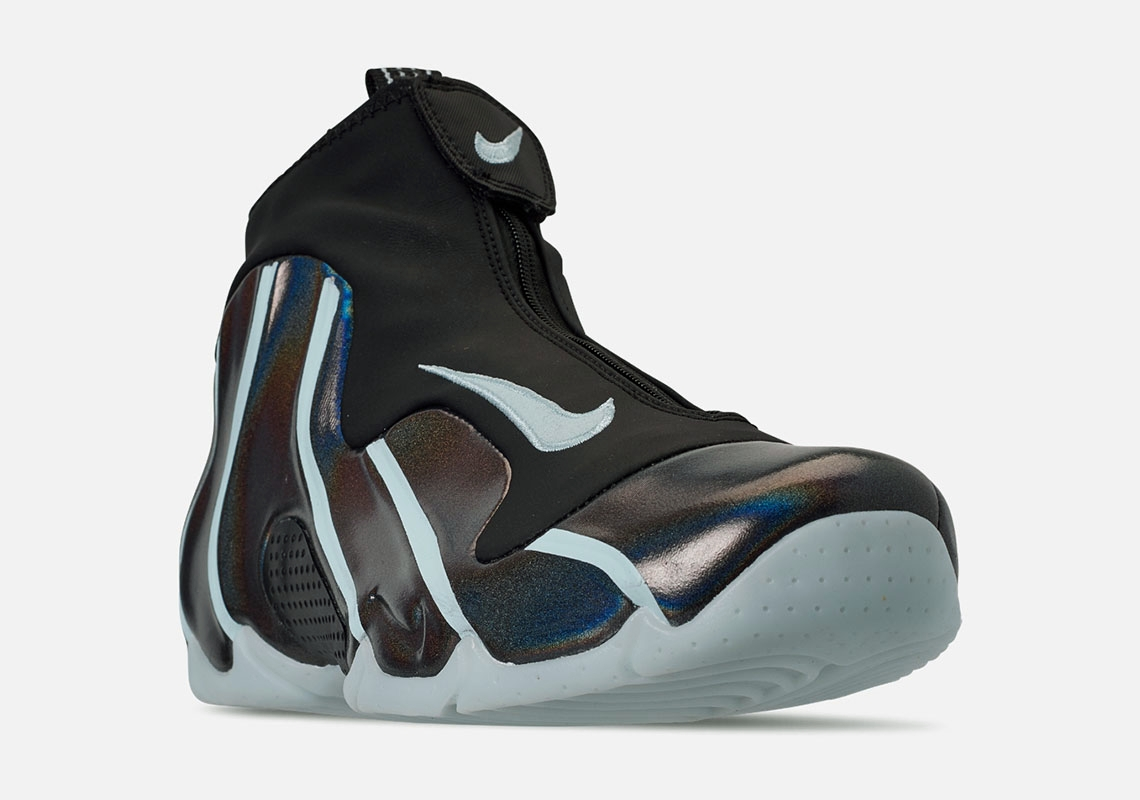 Nike Air Flightposite One «Topaz Mist»
