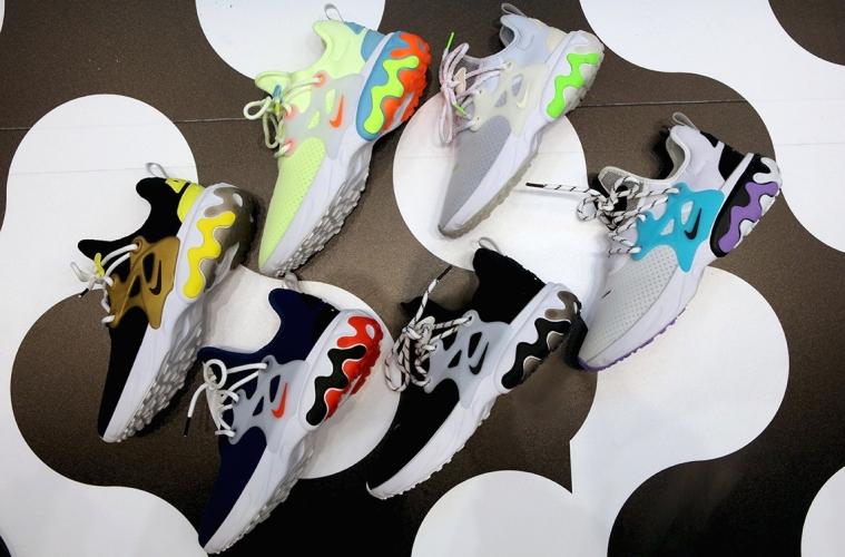 Nike Presto React - все о дебютной коллекции новой модели