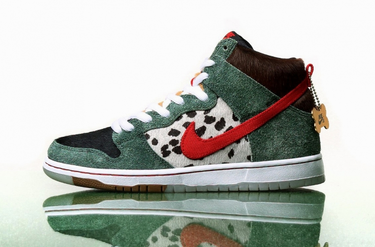 Nike SB Dunk High «Dog Walker» - все подробности релиза