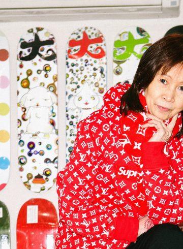 OG Ma одевает хайпбистов по всему миру