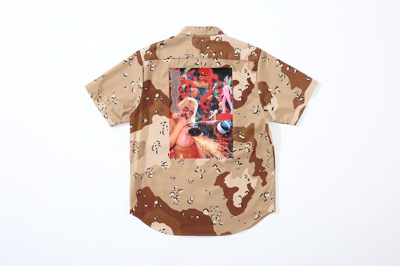 Коллекция Supreme x Sekintani La Norihiro Spring/Summer 2019