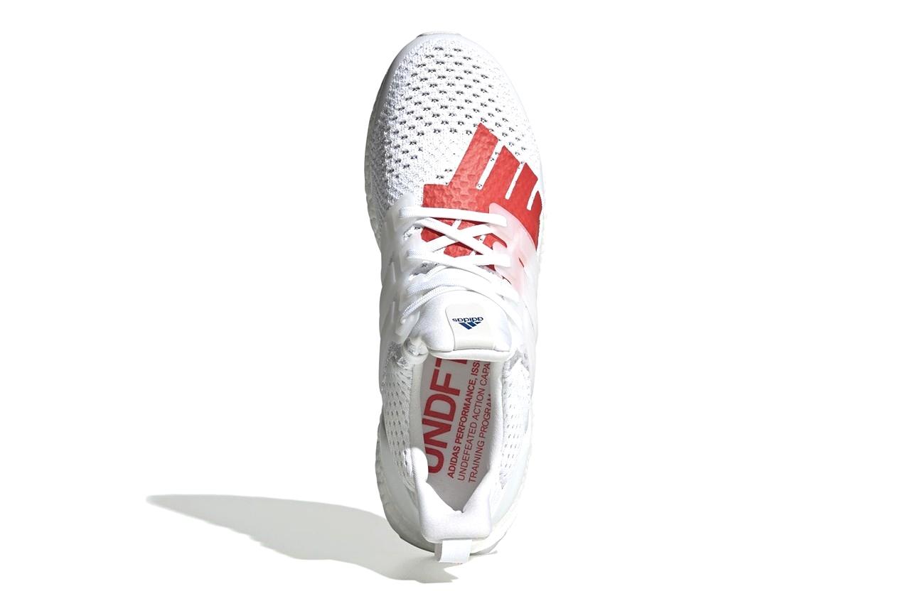 UNDEFEATED x adidas выпустят совместные кроссовки UltraBoost 1.0
