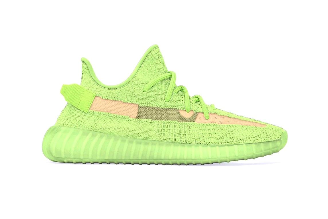 adidas Yeezy Boost 350 V2 «Glow-in-the-Dark» - подробности релиза