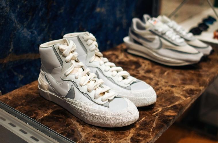 sacai x Nike - подробности коллаборации