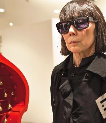 Рей Кавакубо рассказала о 50 лет работы в Comme des Garçons