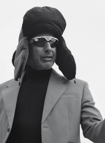 Джефф Голдблюм об образе «модного папочки» в интервью для Dazed