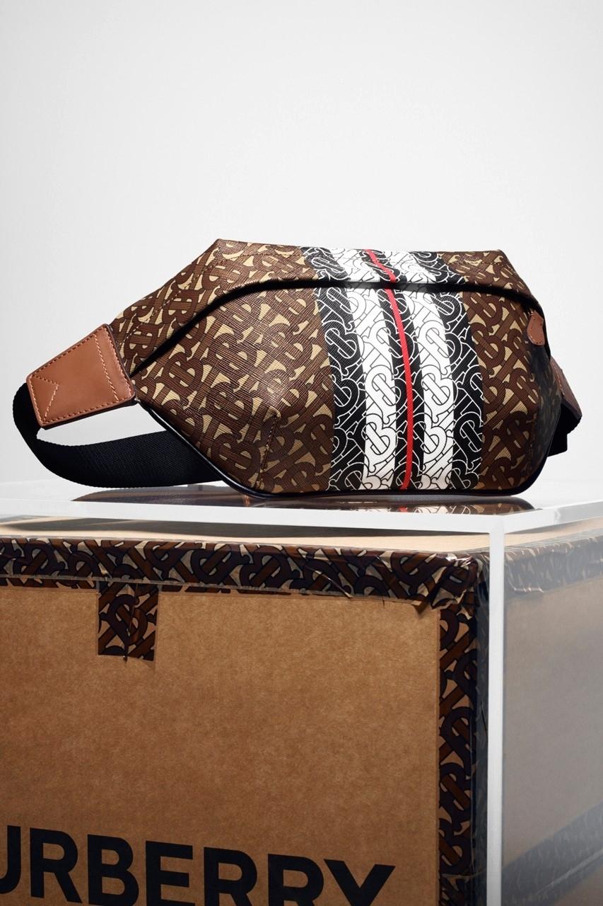 Burberry выпустит коллекцию, посвященную новому брендингу