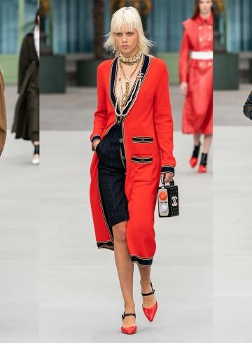 Chanel Resort 2020 - обзор дебютной коллекции Виржини Виар