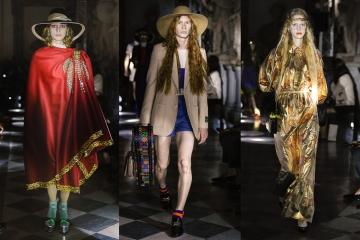 Gucci Resort 2020 - обзор новой коллекции Алессандро Микеле