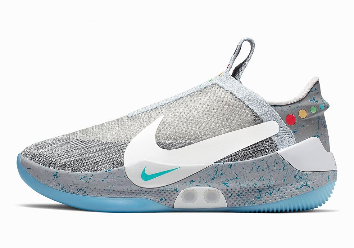 Nike Adapt BB «Wolf Grey» - все о новой расцветке