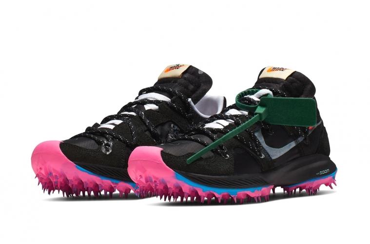Релиз Off-White x Nike Zoom Terra Kiger 5 состоится летом