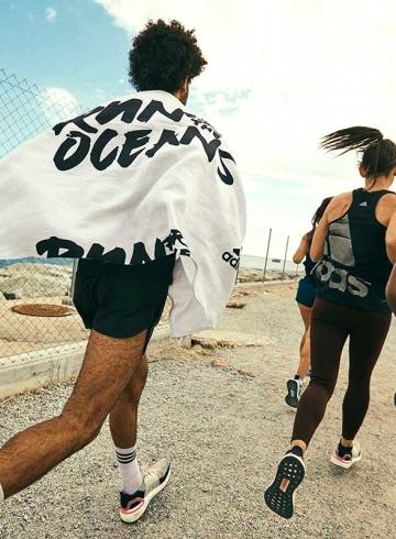 Run For The Oceans - все о глобальной инициативе adidas и Parley