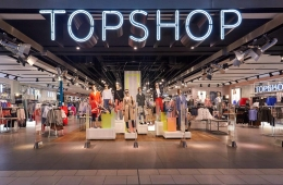 Topshop собирается закрыть все магазины в Америке