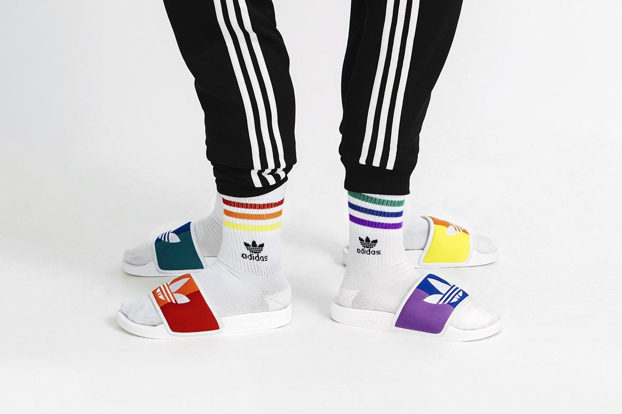 Подробности новой коллекции adidas Pride Pack в поддержку ЛГБТ сообщества