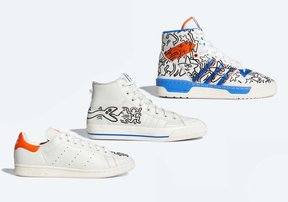adidas Pride Pack и Keith Haring x adidas в поддержку ЛГБТ сообщества