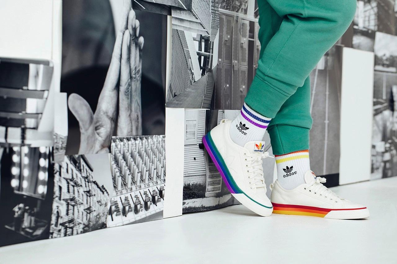 Всё о релизе новой коллекции adidas Pride Pack в поддержку ЛГБТ сообщества