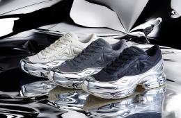 Хромированные adidas by Raf Simons RS Ozweego выйдут в конце мая