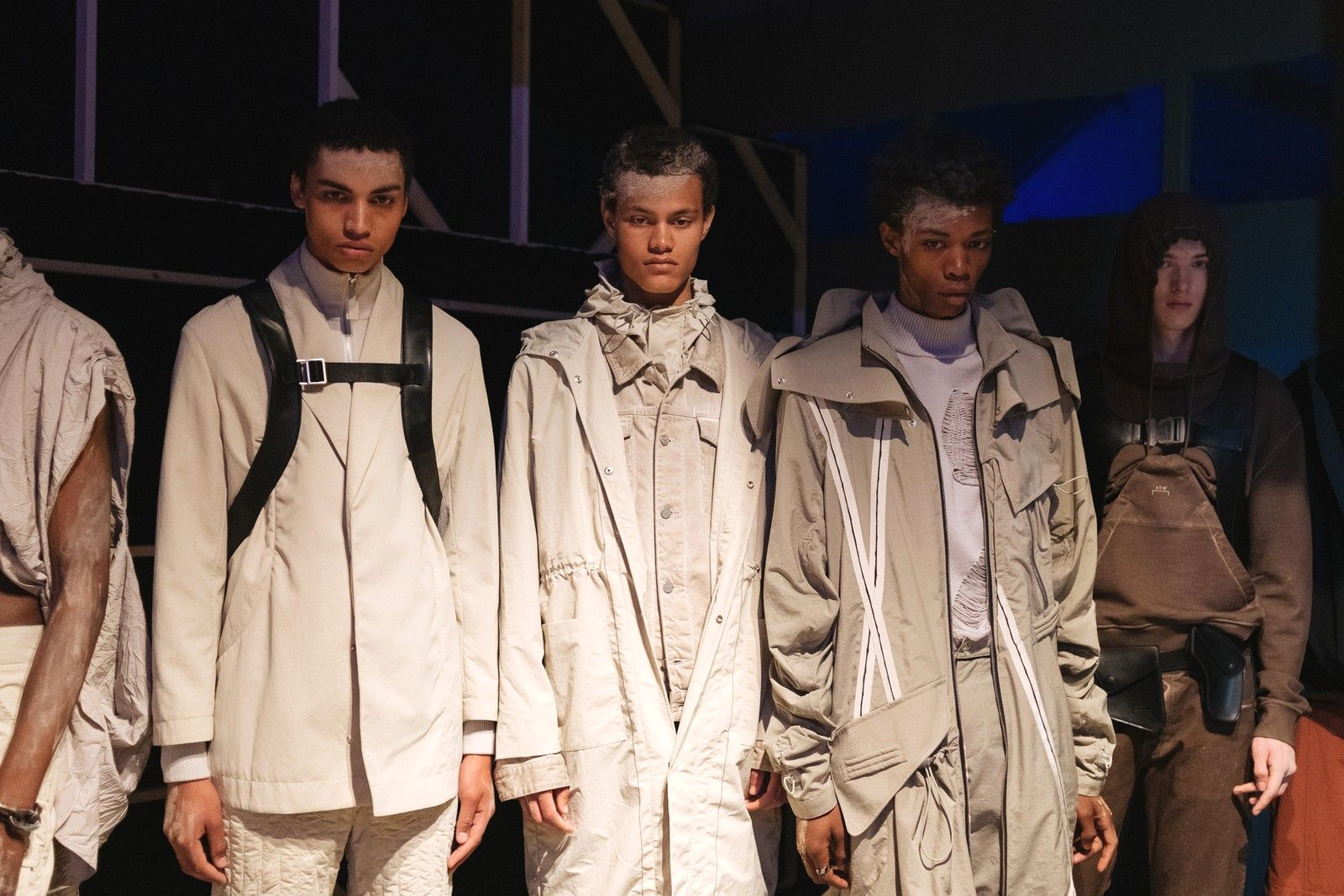 A-COLD-WALL* Spring/Summer 2020 Menswear - обзор коллекции