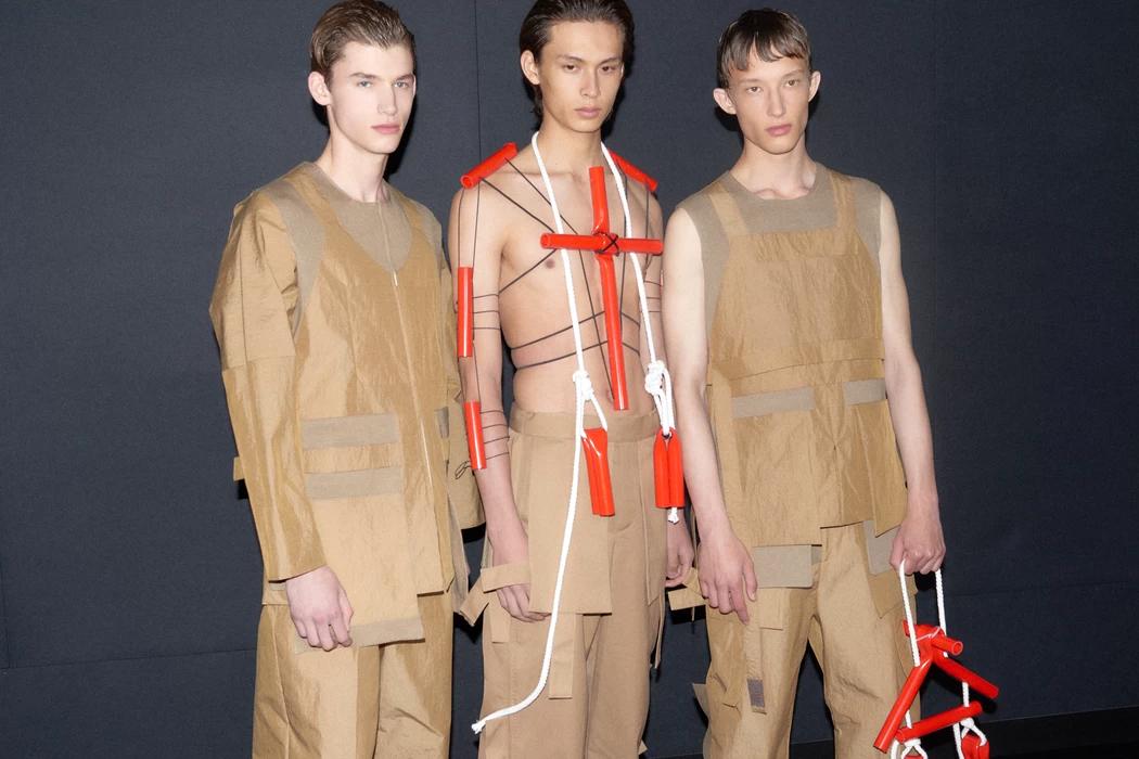 Craig Green SpringSummer 2020 Menswear - обзор мужской коллекции
