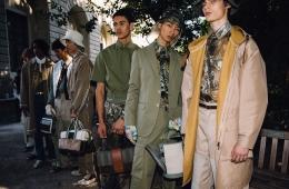 Fendi Spring/Summer 2020 Menswear - обзор новой коллекции