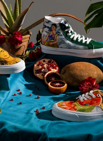 Frida Kahlo x Vans Vault - подробности релиза новой коллекции