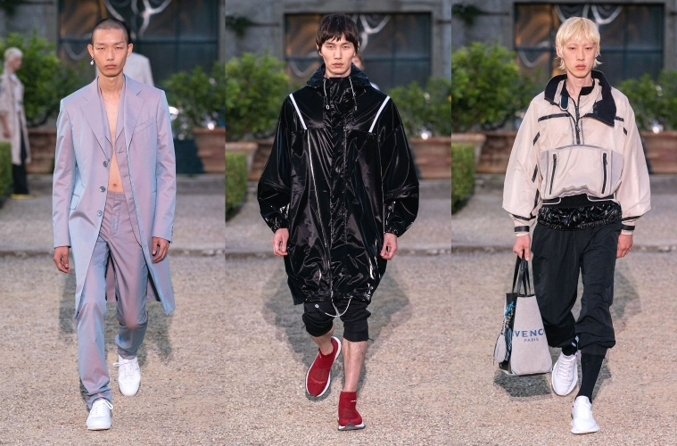 Givenchy Spring/Summer 2020 Menswear — обзор новой коллекции