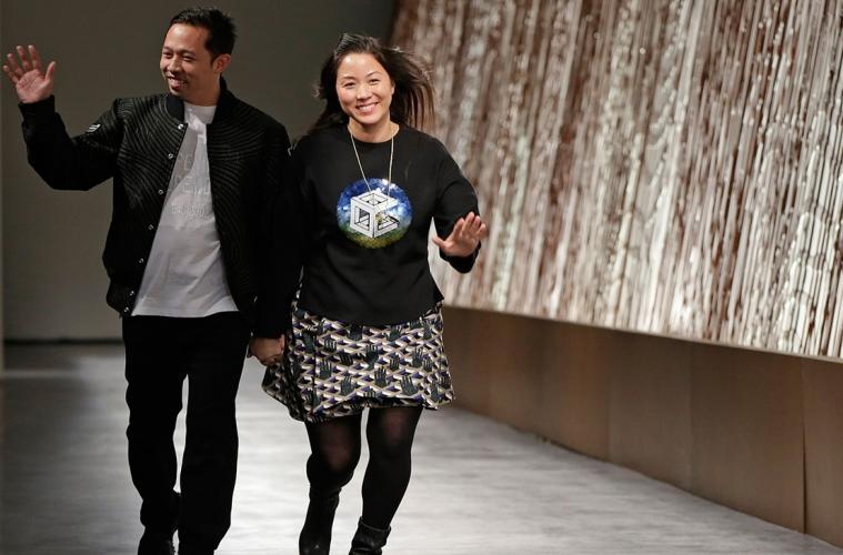 Умберто Леон и Кэрол Лим покидают Дом моды Kenzo