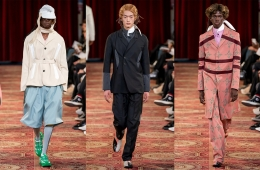 Kiko Kostadinov Spring/Summer 2020 Menswear - обзор коллекции