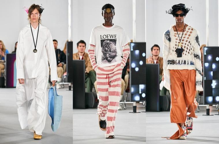 Loewe SpringSummer 2020 Menswear - обзор коллекции