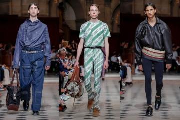 YProject Spring/Summer 2020 Menswear - обзор новой коллекции