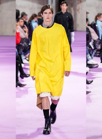 Raf Simons Spring/Summer 2020 Menswear - обзор коллекции