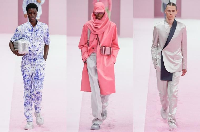 Dior Spring/Summer 2020 Menswear - обзор мужской коллекции
