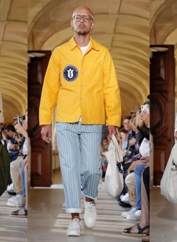 Junya Watanabe Spring/Summer 2020 Menswear - обзор коллекции