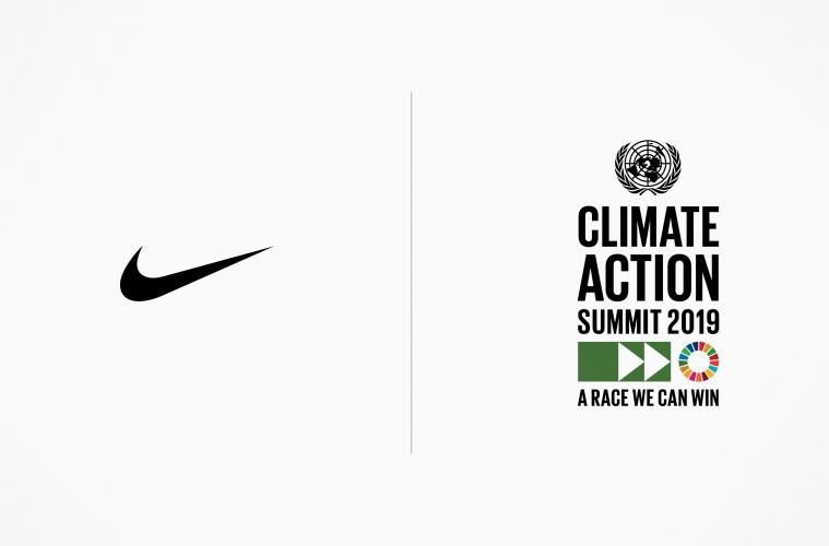 Nike подписал Хартию для борьбы с изменениями климата