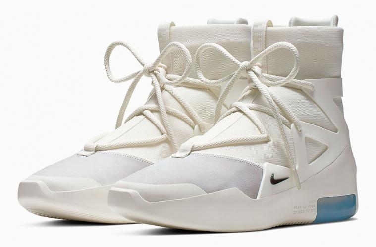 Nike Air Fear Of God 1 «Sail» - всё о релизе новой расцветки