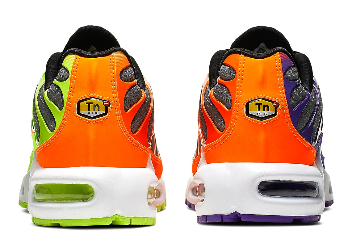 Nike Air Max Plus «Color Flip»