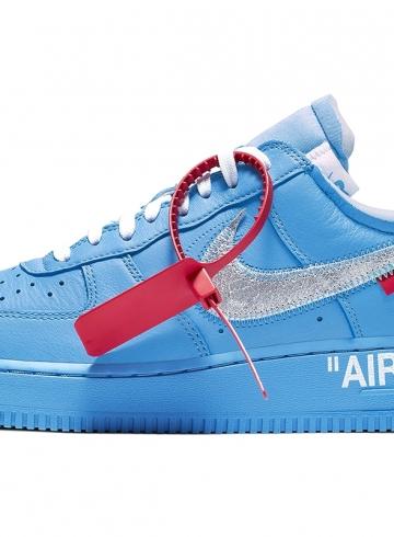 Релиз Off-White x Nike Air Force 1 «MCA» состоится на ComplexCon