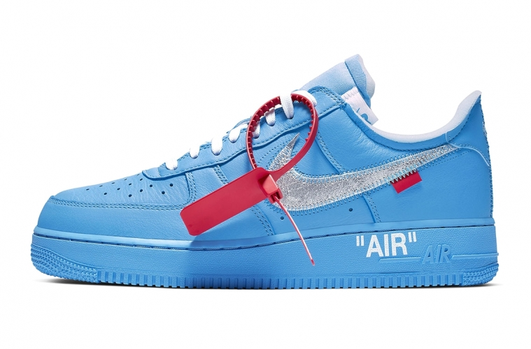 Релиз Off-White x Nike Air Force 1 «MCA» состоится на ComplexCon