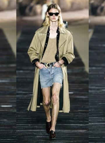 Saint Laurent Spring/Summer 2020 Menswear - обзор новой коллекции