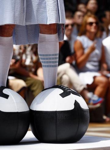 Thom Browne Spring/Summer 2020 Menswear — обзор коллекции