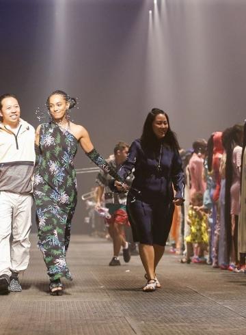Kenzo Spring/Summer 2020 — обзор последней коллекции дизайнеров
