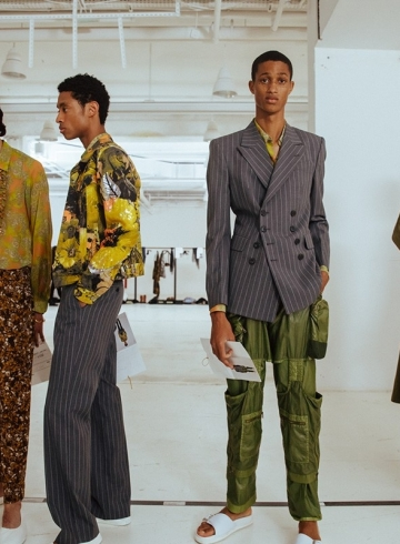 Dries Van Noten Spring/Summer 2020 Menswear — обзор коллекции
