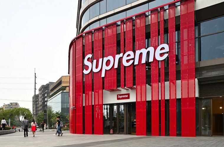 Supreme Italia потерял право на торговые знаки в Китае