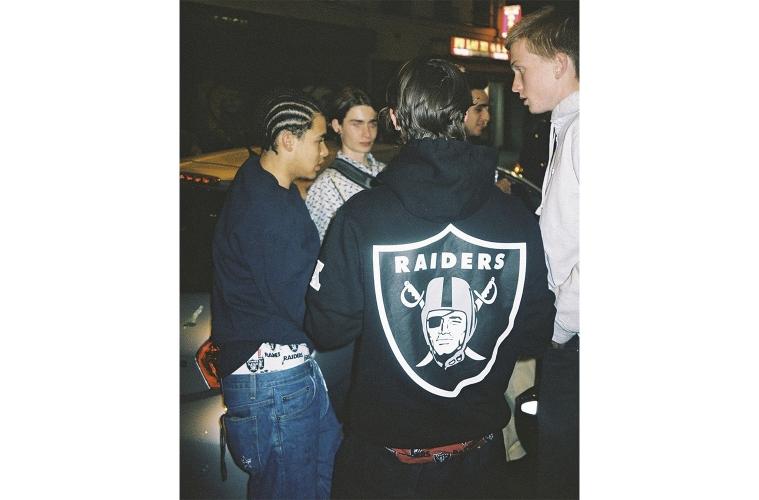 Supreme x NFL x Raiders x '47 - все о новой совместной коллаборации